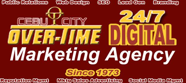 Cebu City SEO Agency Over-Time